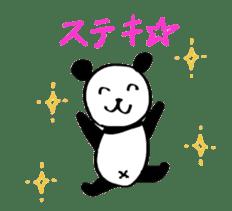 Lovely Bear Panda 2 ! sticker #3616524