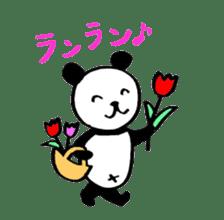 Lovely Bear Panda 2 ! sticker #3616528