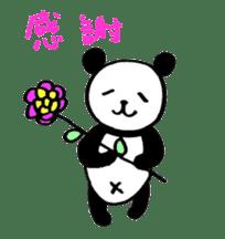 Lovely Bear Panda 2 ! sticker #3616531