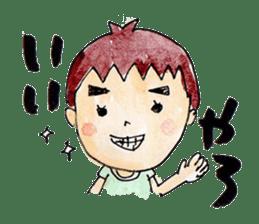 Japanese dialect GIFUBENBoy SHUTA sticker #3625373