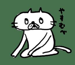 NEKO NO SHIRATAMA2 sticker #3626003