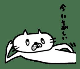 NEKO NO SHIRATAMA2 sticker #3626005