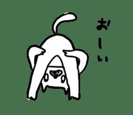 NEKO NO SHIRATAMA2 sticker #3626010