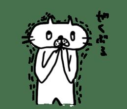 NEKO NO SHIRATAMA2 sticker #3626013