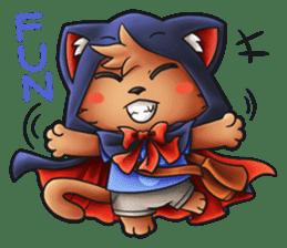 Matsuri's Amazing World sticker #3629069