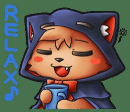 Matsuri's Amazing World sticker #3629074