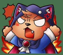 Matsuri's Amazing World sticker #3629091