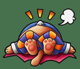 Matsuri's Amazing World sticker #3629094