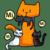 Meow Som sticker #3632322