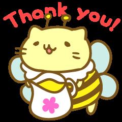 Honey Cat by Mitchiri Neko