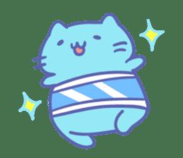 Honey Cat by Mitchiri Neko sticker #3640694