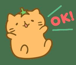 Honey Cat by Mitchiri Neko sticker #3640695