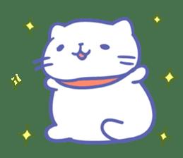 Honey Cat by Mitchiri Neko sticker #3640701