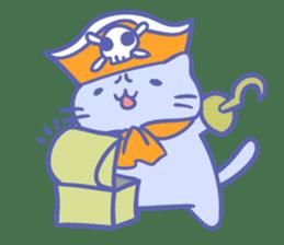 Honey Cat by Mitchiri Neko sticker #3640705