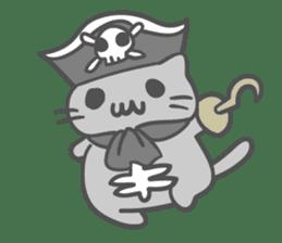 Honey Cat by Mitchiri Neko sticker #3640706