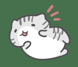 Honey Cat by Mitchiri Neko sticker #3640709
