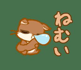 Kawaii!.Sticker of Flying squirrel sticker #3642367