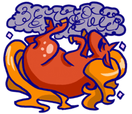 Fat Unicorns sticker #3652555
