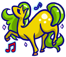 Fat Unicorns sticker #3652580