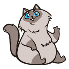 Pao Pao Piggy Cat