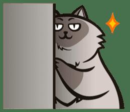 Pao Pao Piggy Cat sticker #3657179