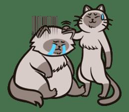 Pao Pao Piggy Cat sticker #3657184