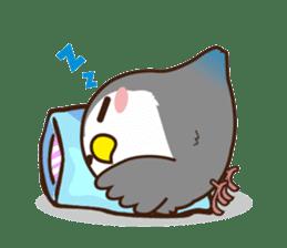 Misslovebird-Cute Lovebird sticker #3658241