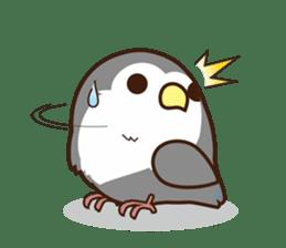 Misslovebird-Cute Lovebird sticker #3658245
