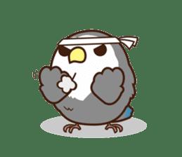 Misslovebird-Cute Lovebird sticker #3658253