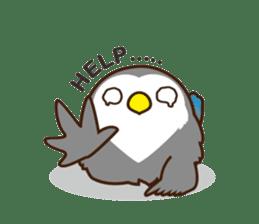 Misslovebird-Cute Lovebird sticker #3658266