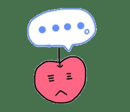 Smiling cherries sticker #3662872