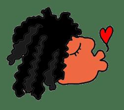 kiss,kiss,kiss sticker #3663682