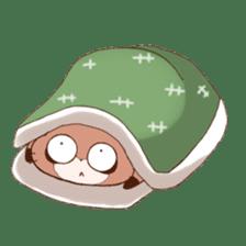 Tanuki(Raccoon dog) sticker sticker #3673263