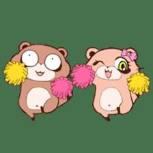 Tanuki(Raccoon dog) sticker sticker #3673266