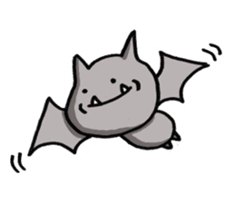 Cute and mad devils sticker #3680305