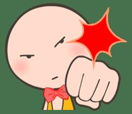 Mr. Stunt Man (English) sticker #3684543