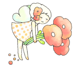 HAPPY FAIRY (English ver.) sticker #3688033
