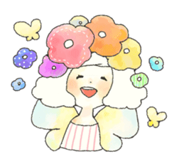 HAPPY FAIRY (English ver.) sticker #3688035