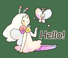 HAPPY FAIRY (English ver.) sticker #3688036