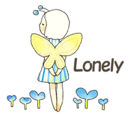 HAPPY FAIRY (English ver.) sticker #3688044