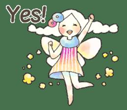 HAPPY FAIRY (English ver.) sticker #3688056