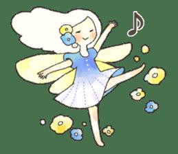 HAPPY FAIRY (English ver.) sticker #3688057
