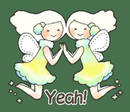 HAPPY FAIRY (English ver.) sticker #3688061