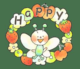 HAPPY FAIRY (English ver.) sticker #3688062