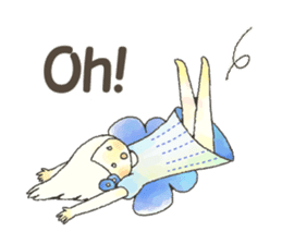 HAPPY FAIRY (English ver.) sticker #3688070