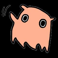 "Flapjack octopus ""MENSUKE"""