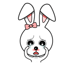 Lovely Rabbit Lily's diary sticker #3691855