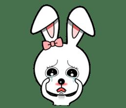 Lovely Rabbit Lily's diary sticker #3691855