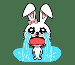 Lovely Rabbit Lily's diary sticker #3691872