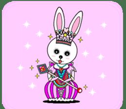 Lovely Rabbit Lily's diary sticker #3691878